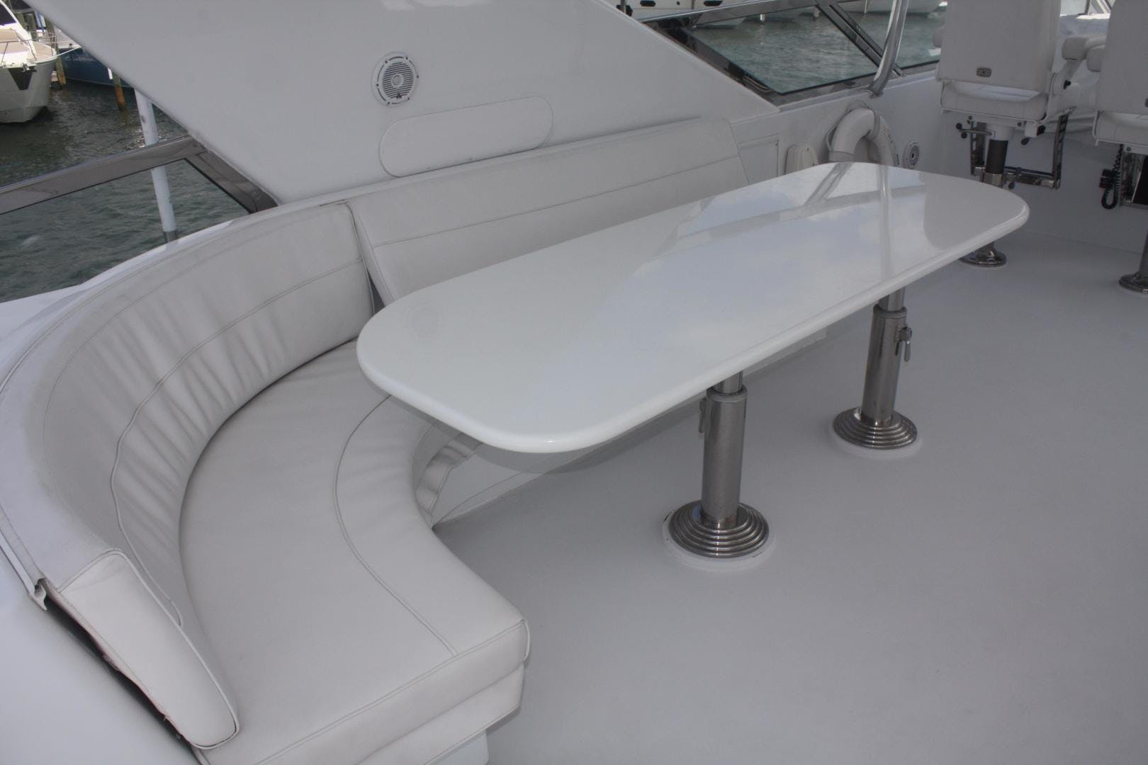 2006 Hatteras 80' 80 Motor Yacht Magalita III | Picture 1 of 159