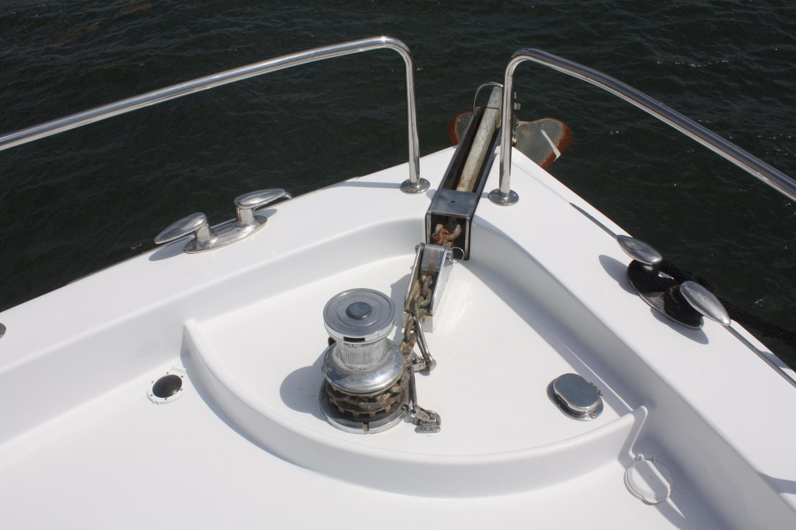 2006 Hatteras 80' 80 Motor Yacht Magalita III | Picture 4 of 159