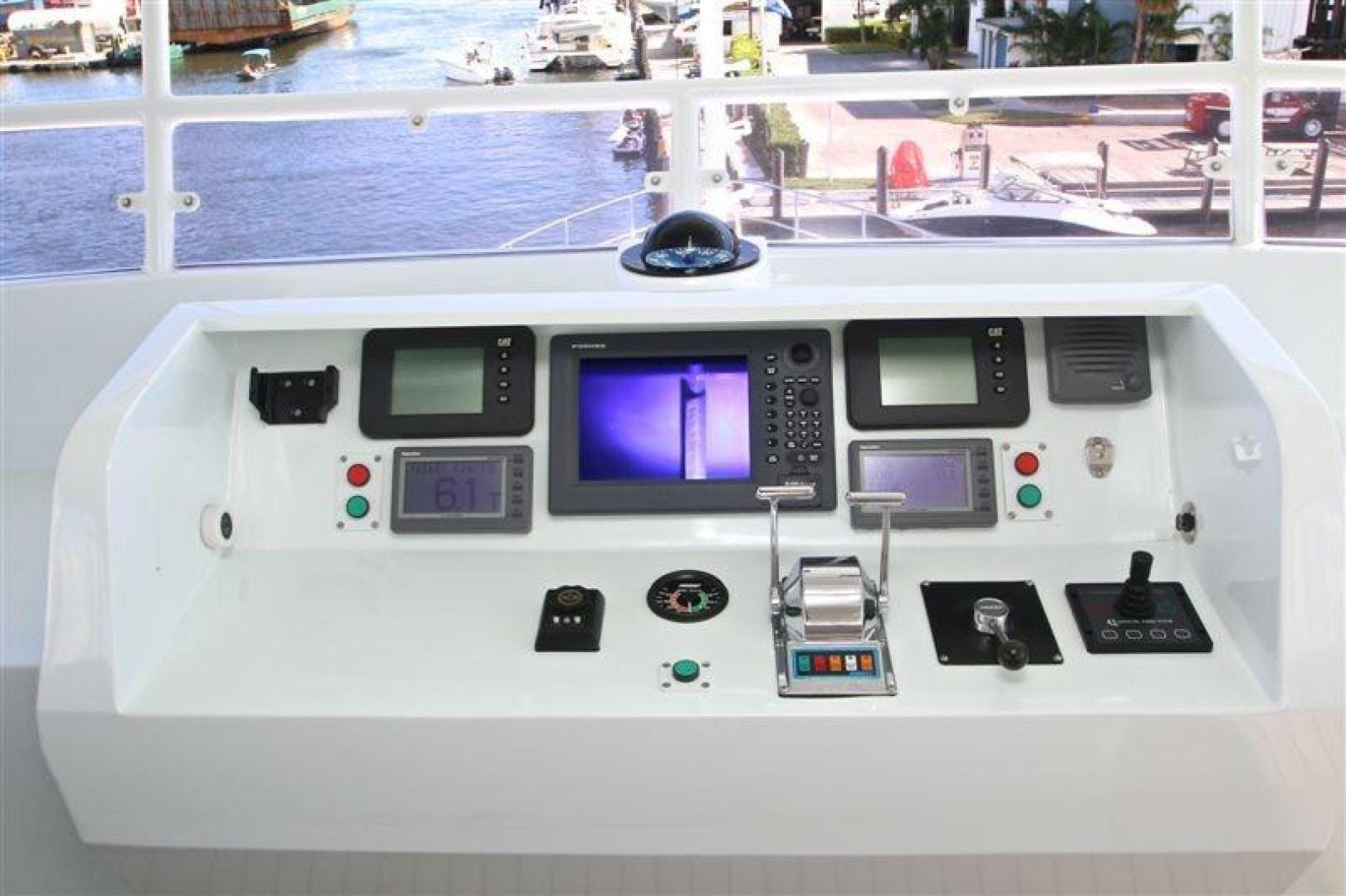 2005 Explorer 95' Expedition Yacht IMPETUS | Picture 1 of 69