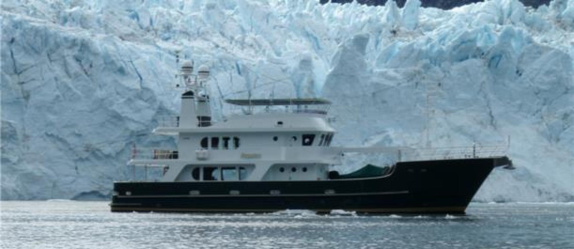 "2005 Explorer 95' Expedition Yacht ""IMPETUS"""