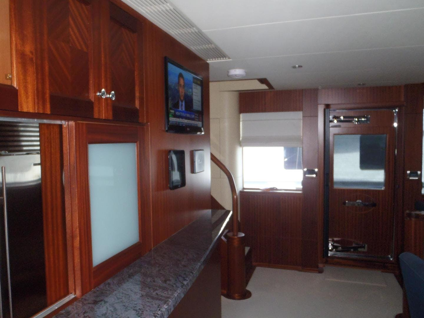 2013 Ocean Alexander 90' Sky Lounge Risky Business | Picture 3 of 65