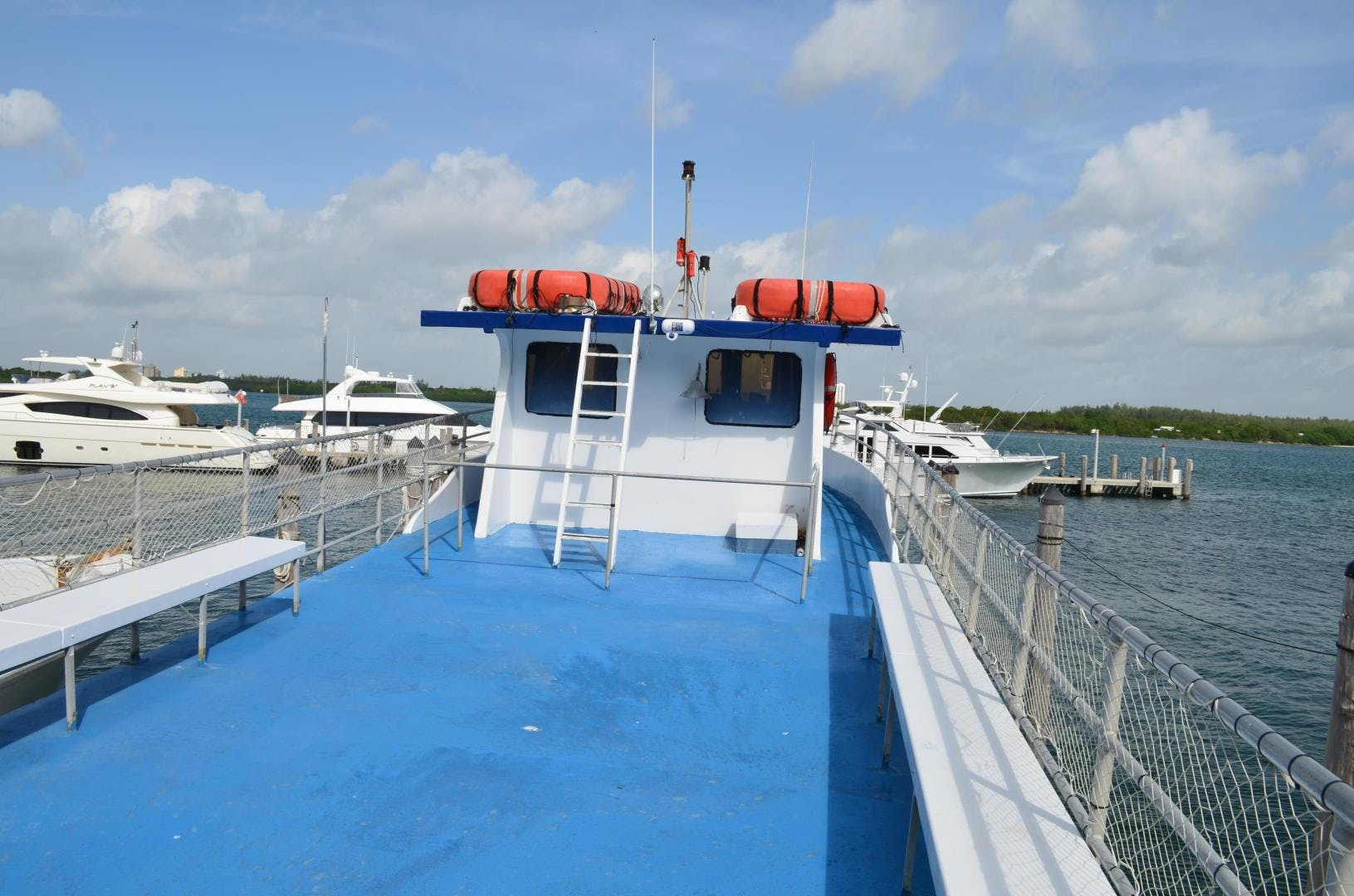 1986 Drift Fishing Vessel 90 Person 70' Commercial Atlantis | Picture 7 of 82