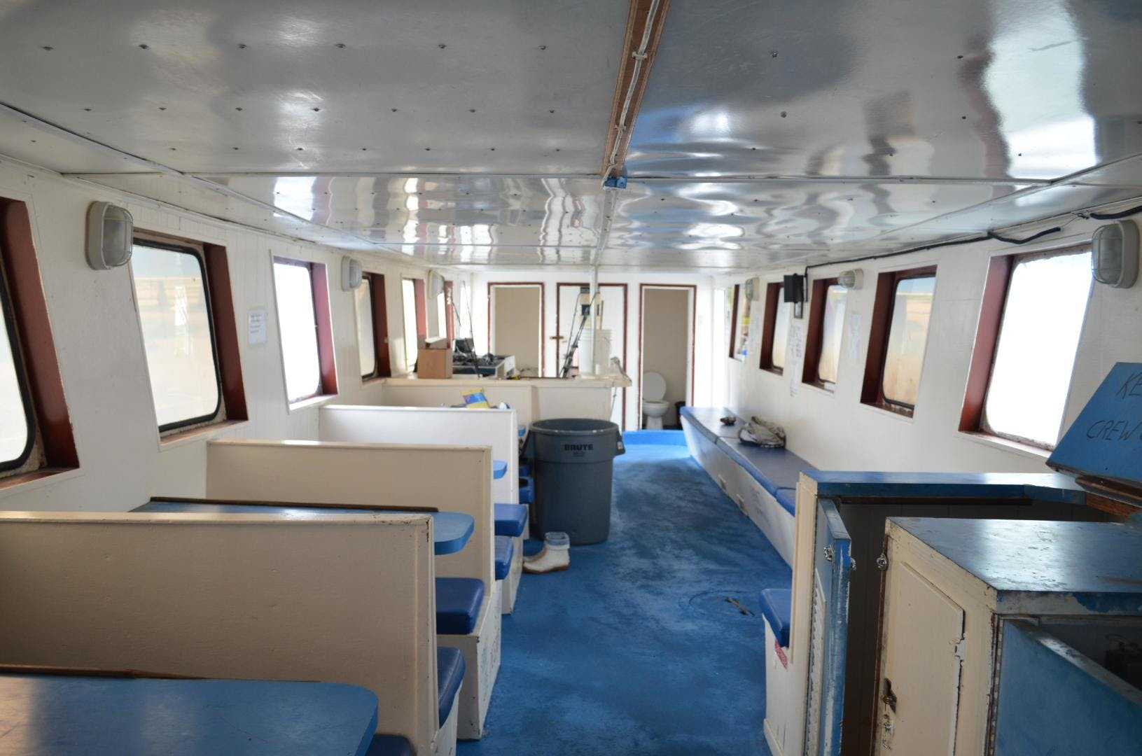 1986 Drift Fishing Vessel 90 Person 70' Commercial Atlantis | Picture 2 of 82