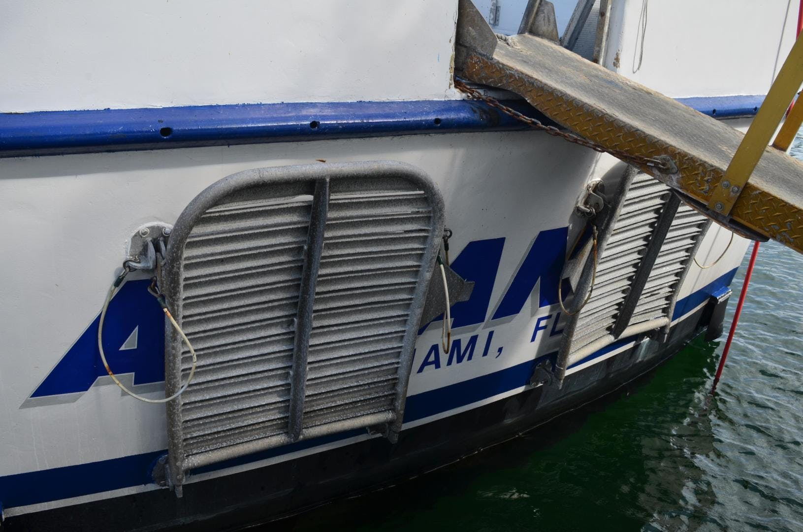 1986 Drift Fishing Vessel 90 Person 70' Commercial Atlantis | Picture 4 of 82