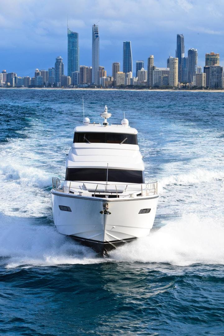 2017 Johnson 65' 65 SkyLounge M/Y    Picture 5 of 15