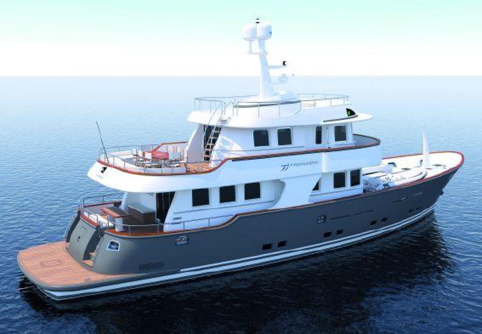 2018 Terranova Yachts 85' T85