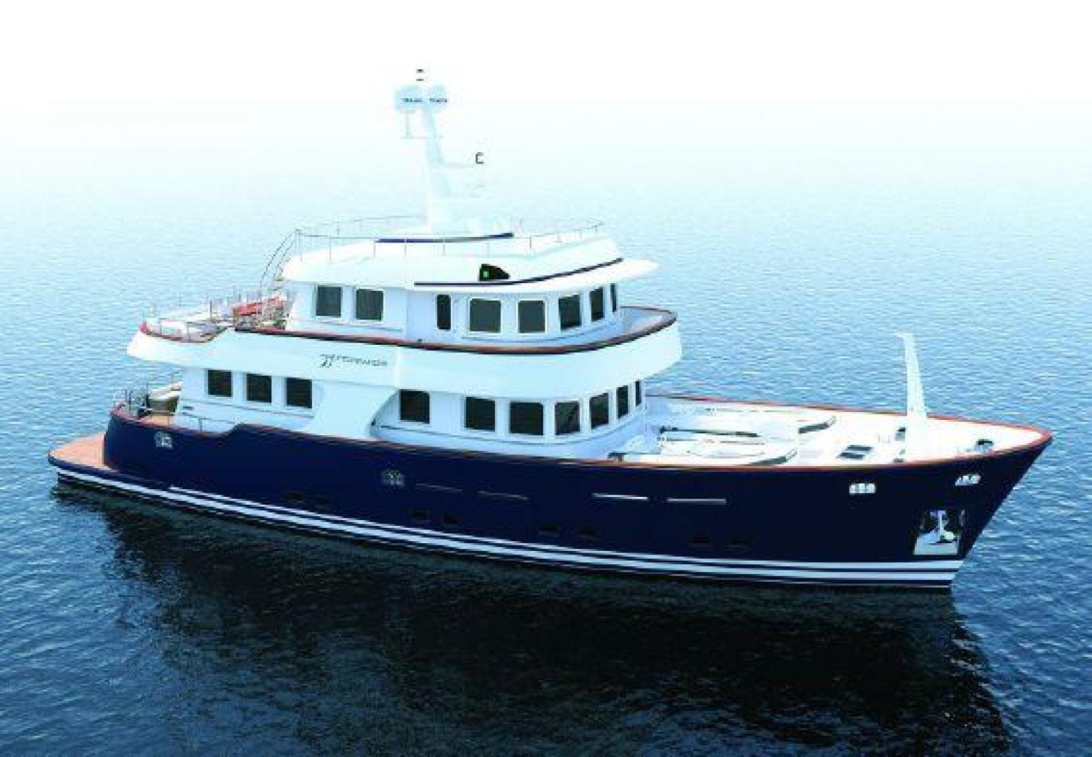 2018 Terranova Yachts 85' T85  | Picture 3 of 28