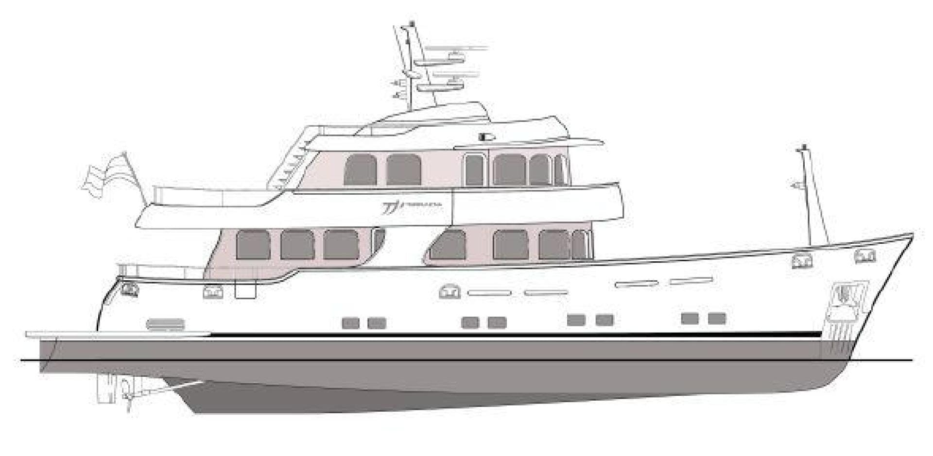 2018 Terranova Yachts 85' T85  | Picture 8 of 28