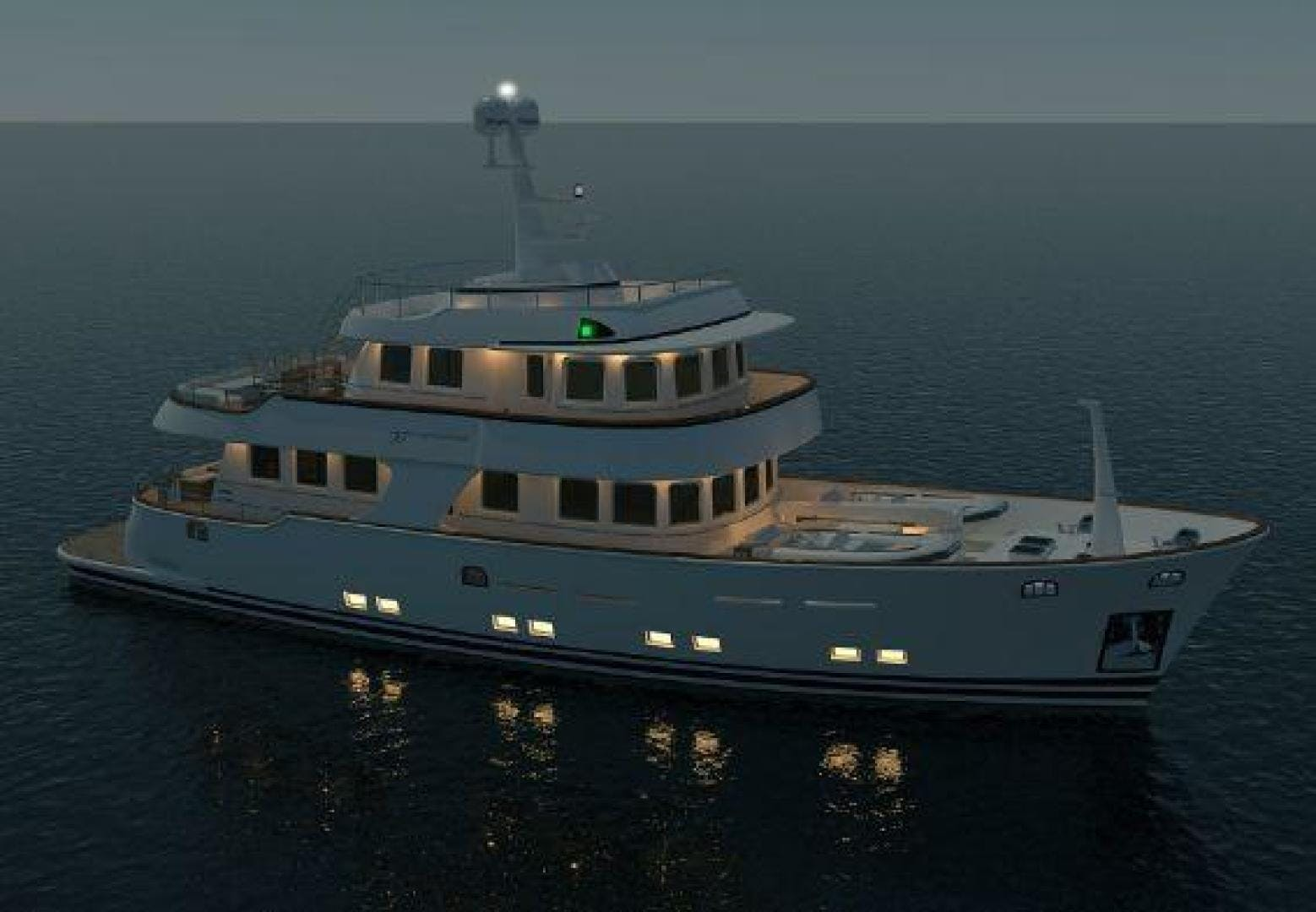 2018 Terranova Yachts 85' T85  | Picture 4 of 28