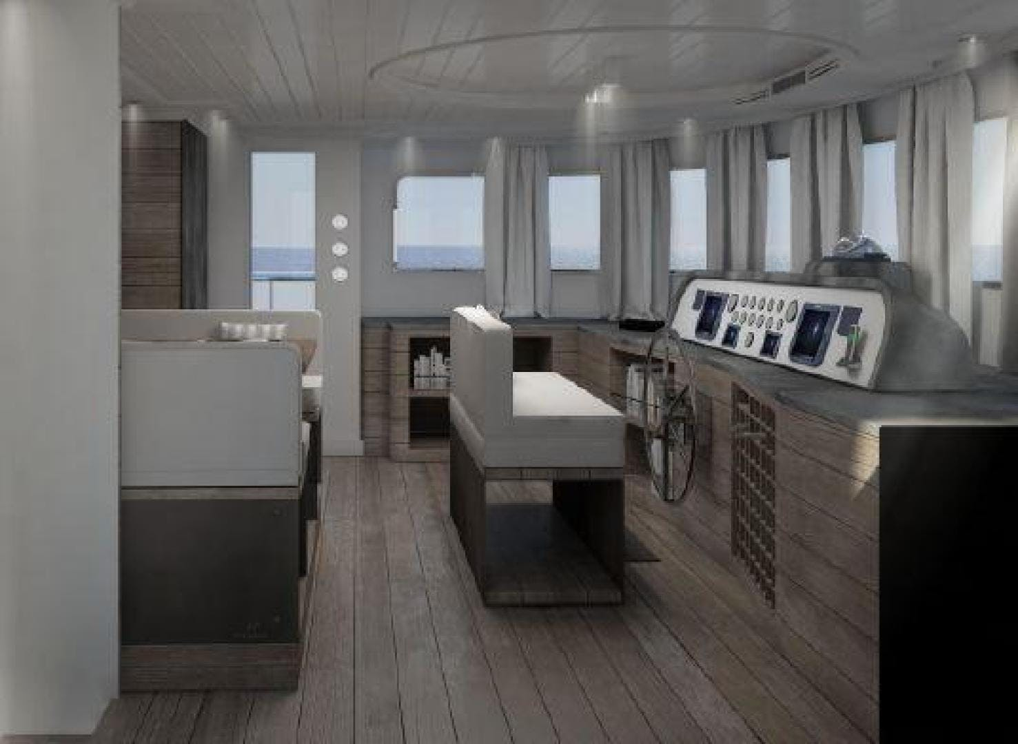 2018 Terranova Yachts 85' T85  | Picture 6 of 28