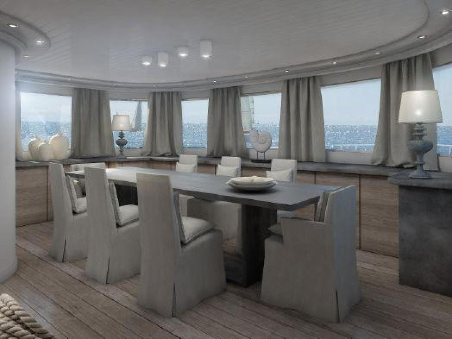 2018 Terranova Yachts 85' T85  | Picture 5 of 28
