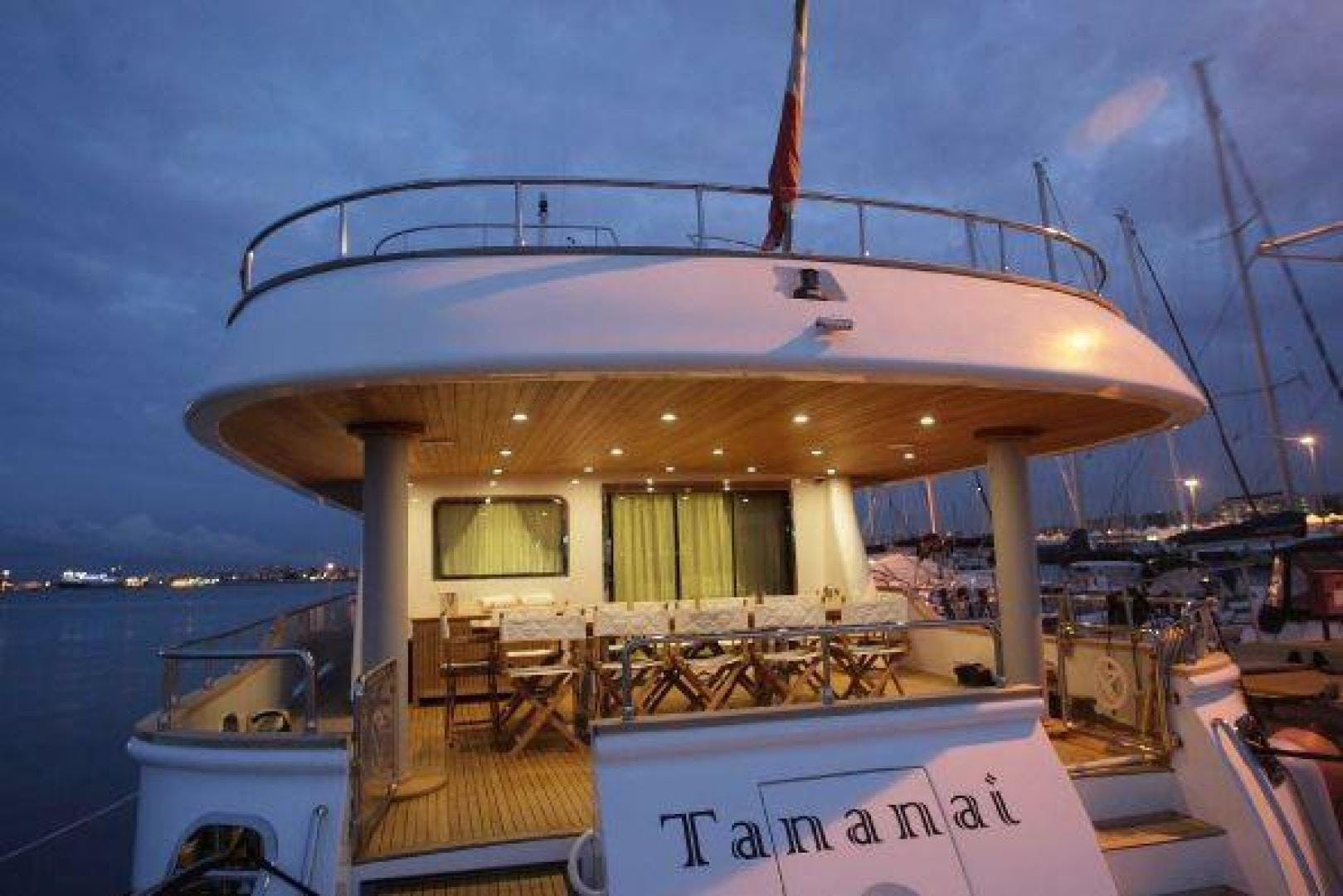 2018 Terranova Yachts 115' T115  | Picture 7 of 9