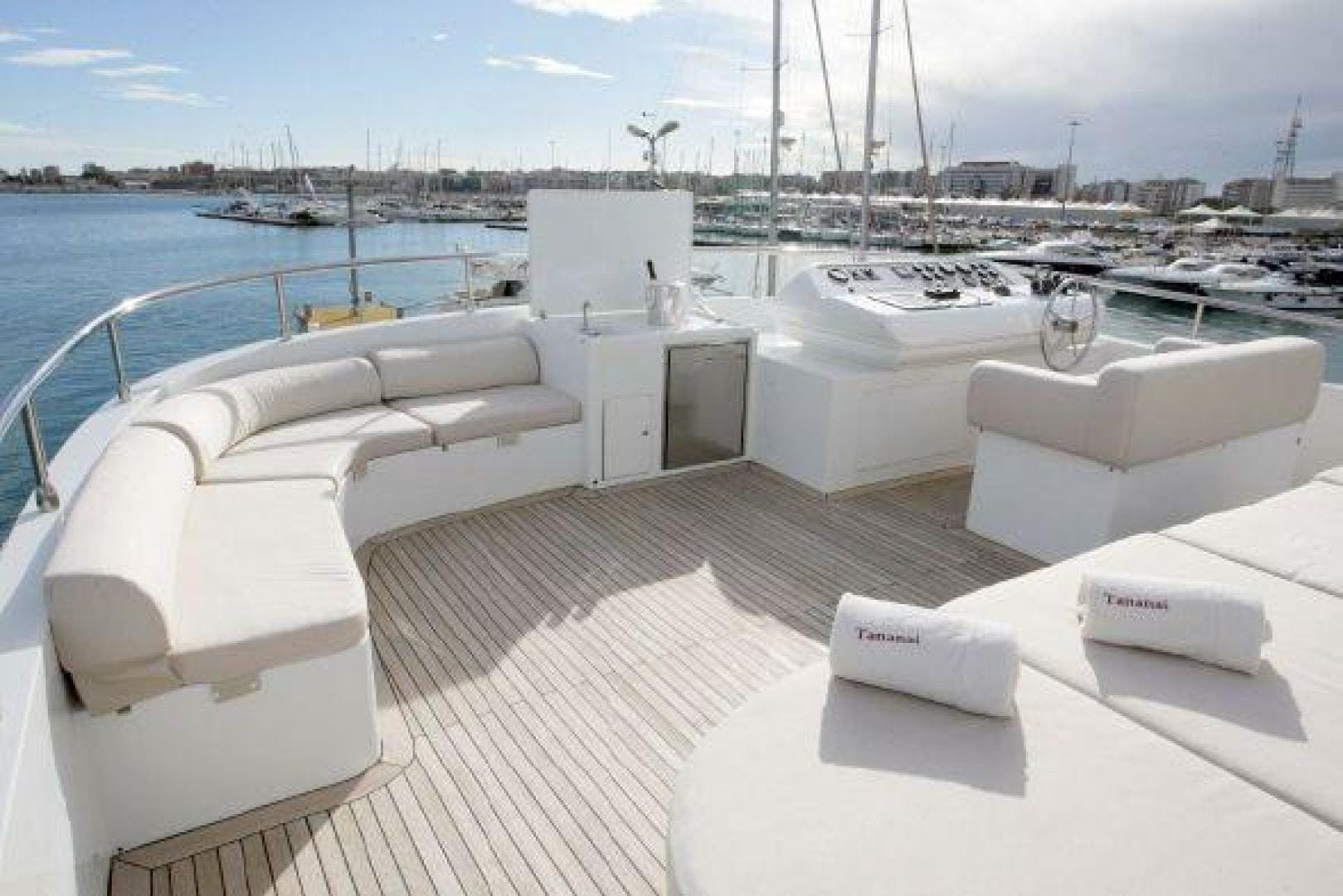 2018 Terranova Yachts 115' T115  | Picture 6 of 9