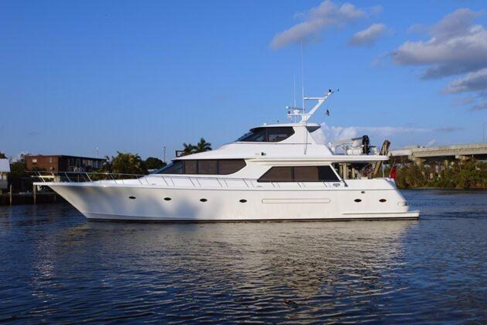 2001 West Bay SonShip 78' 78  | Picture 1 of 55
