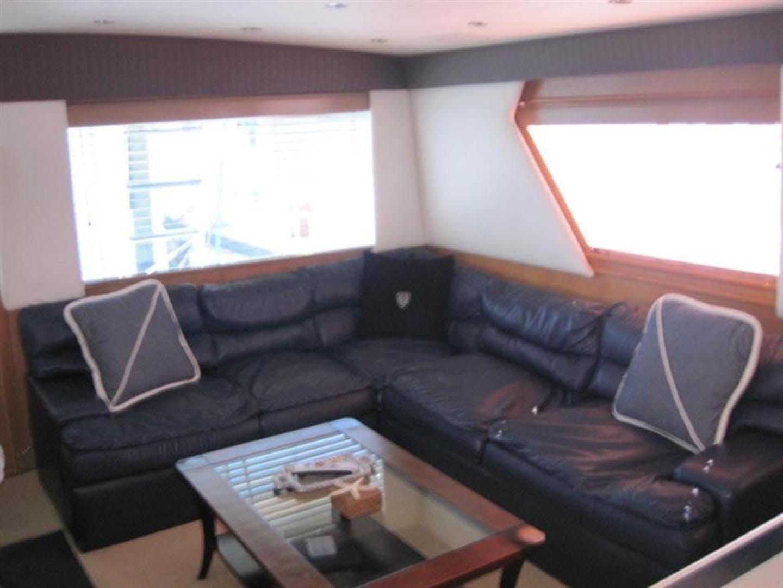 1997 Hatteras 65' Enclosed Bridge Convertible SF PREMIUM | Picture 7 of 24