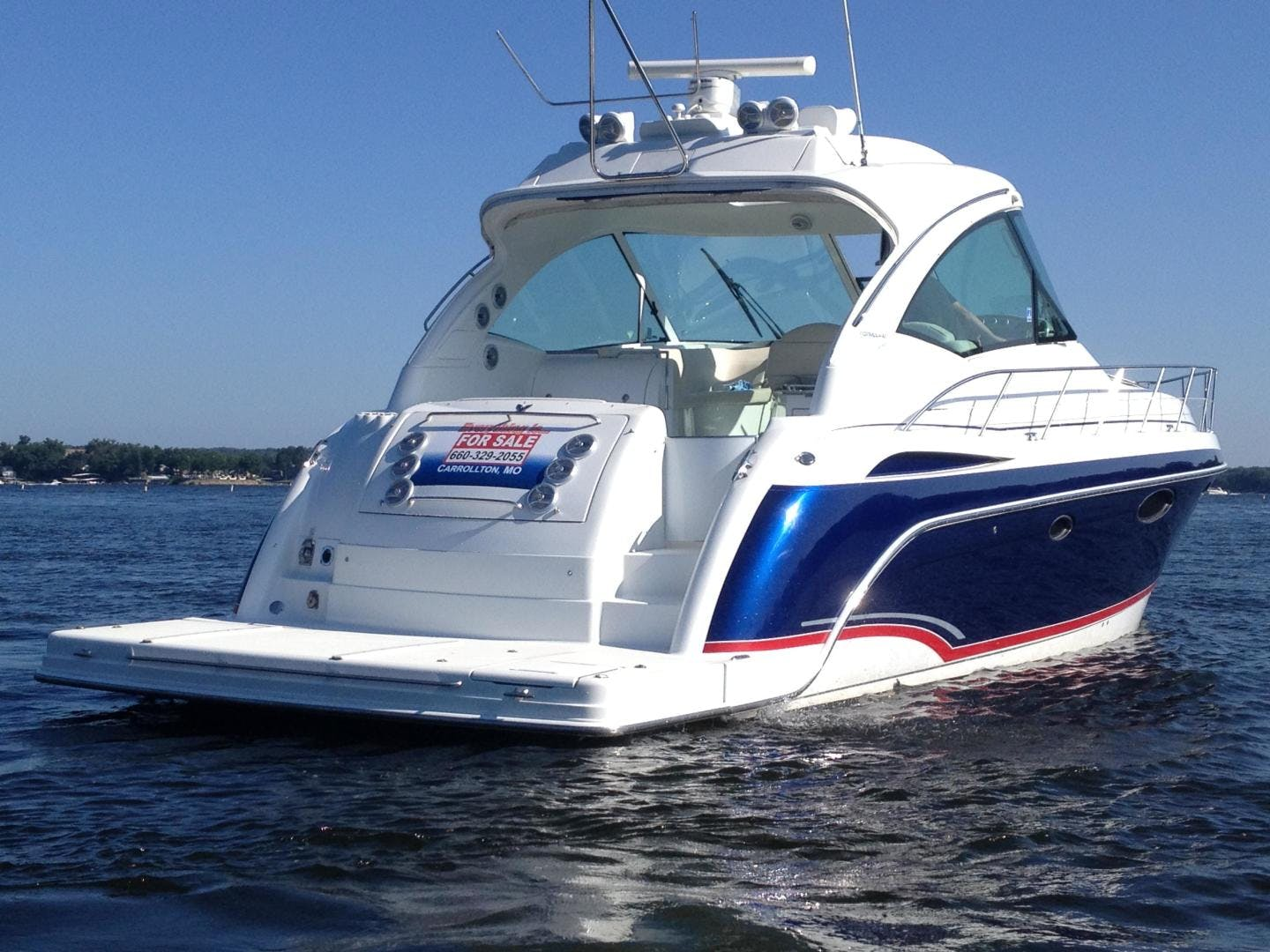 2007 Formula 45' 45 Yacht  | Picture 2 of 28