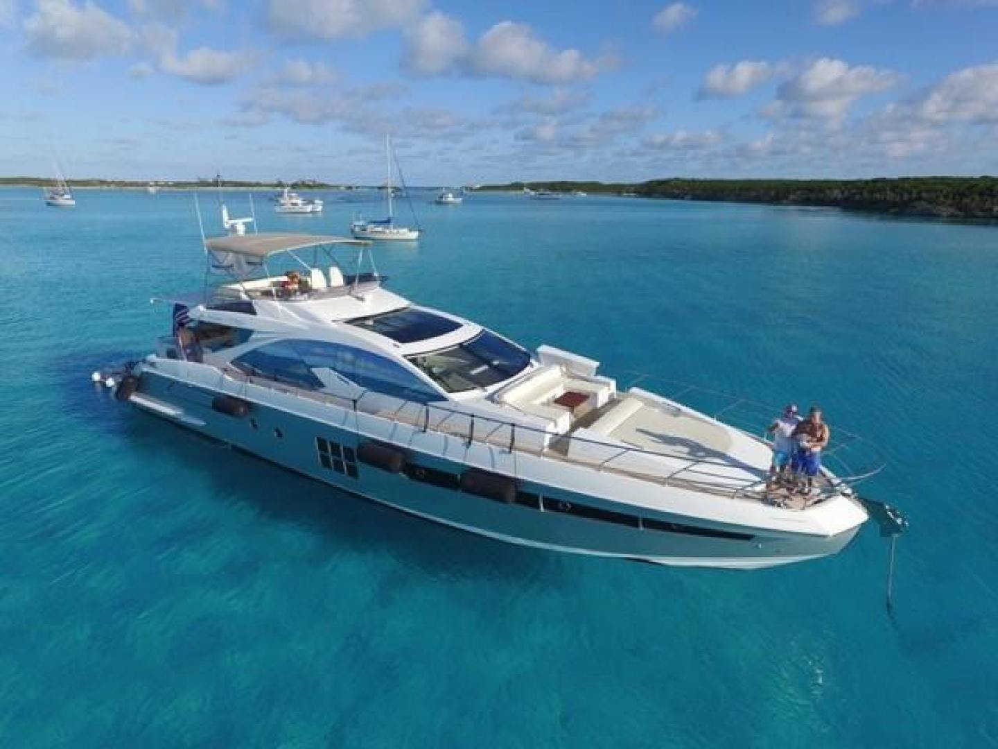 2017 Azimut 77' 77S SILVER SKY 2.0 | Picture 1 of 25