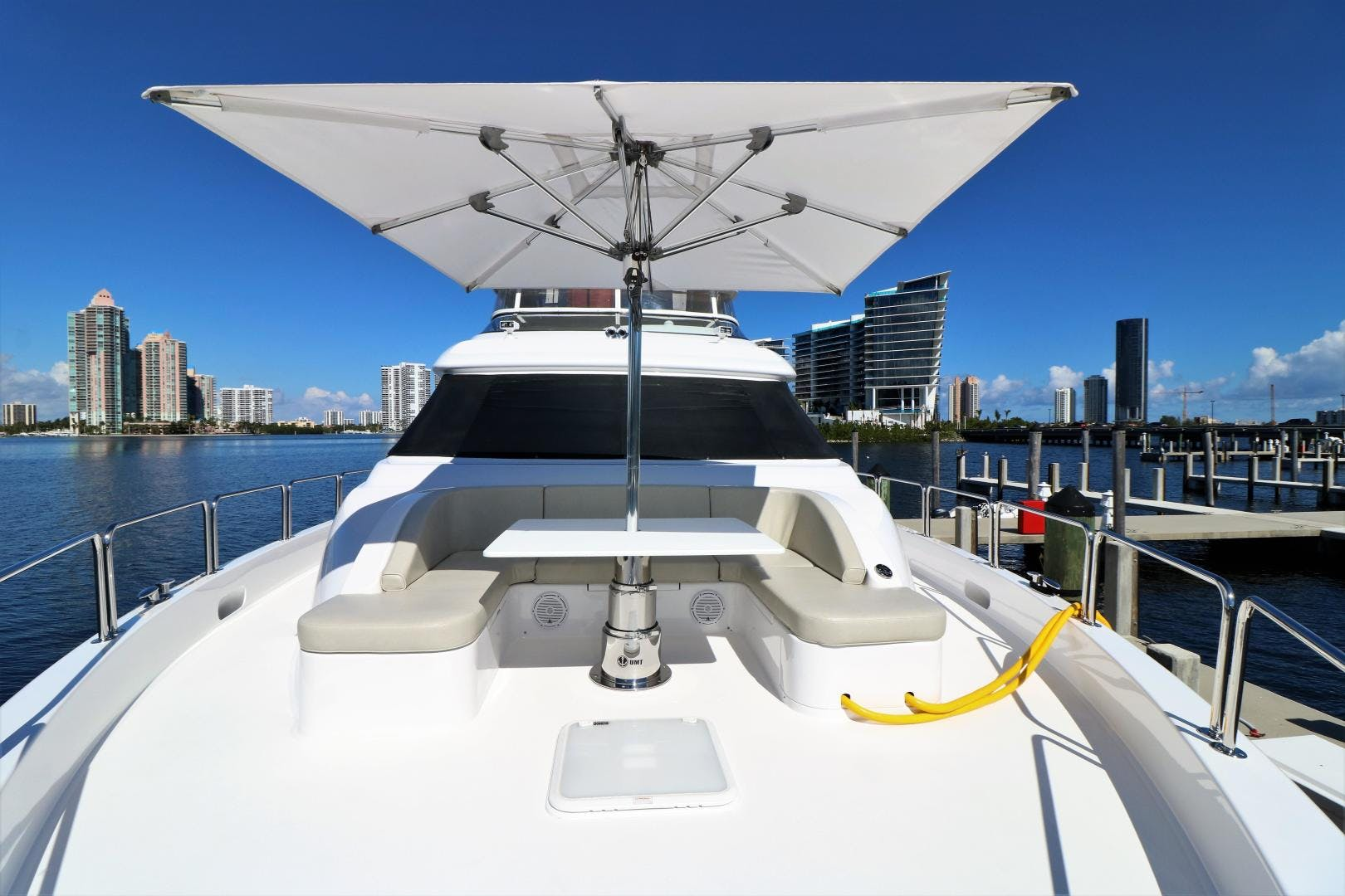 2015 Hatteras 80' 80 Motor Yacht Daddy   Picture 4 of 112