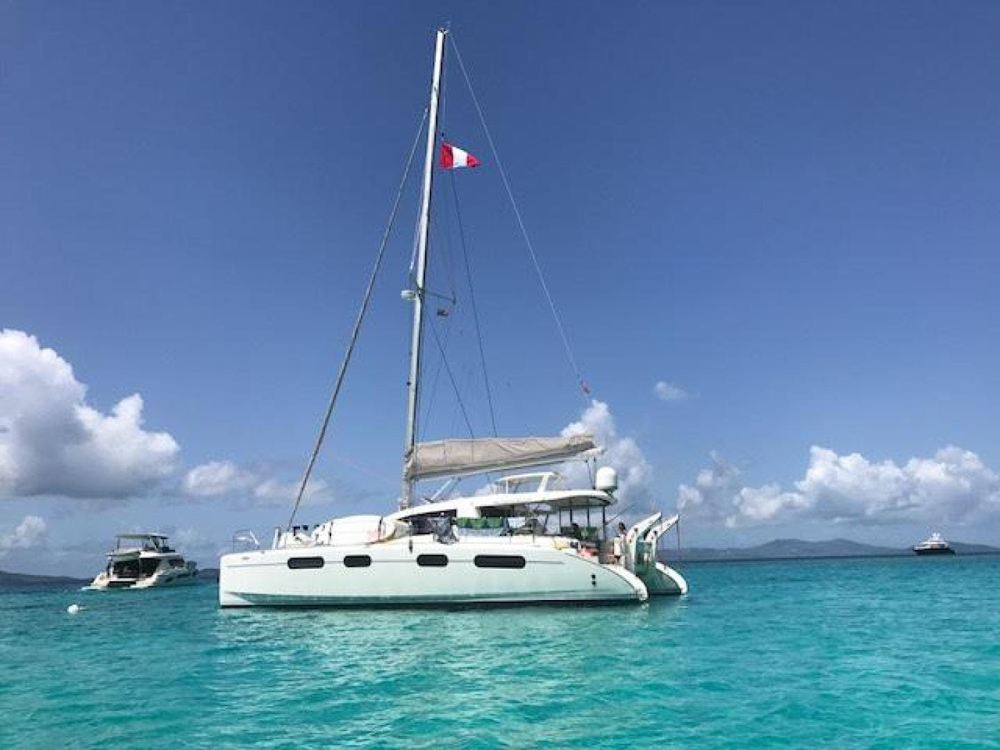 2007 Leopard 46' Leopard 46  | Picture 1 of 18
