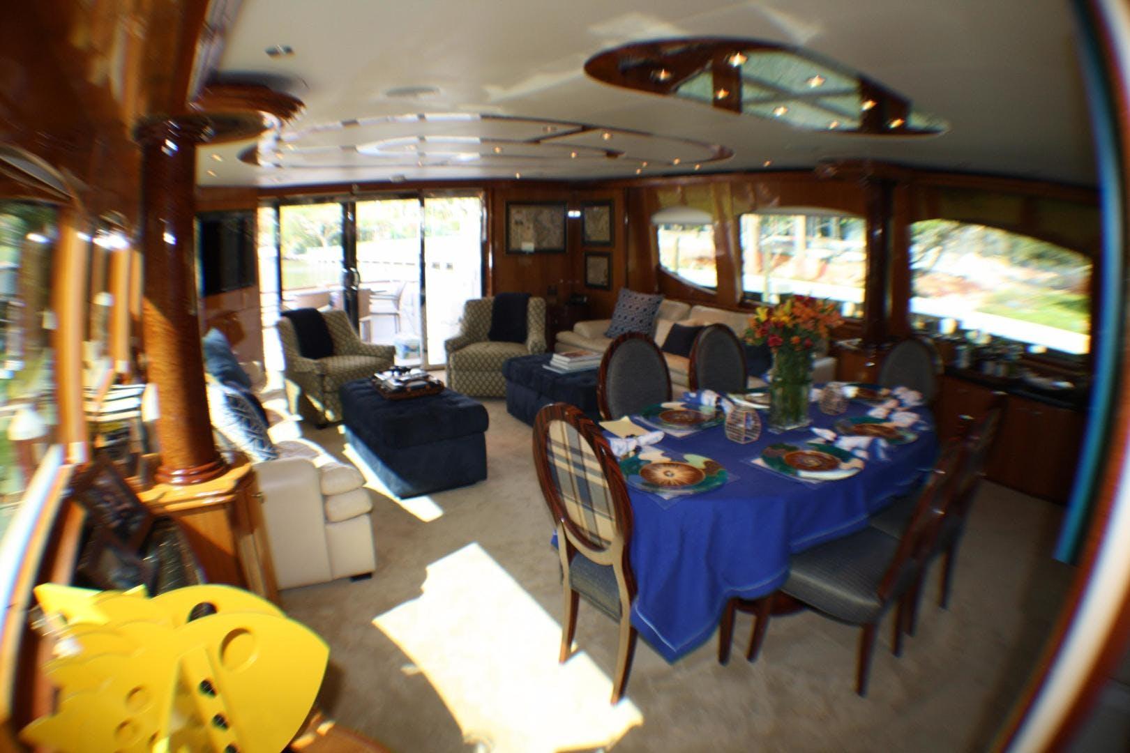 2005 Hatteras 80' 80 Motor Yacht Miscori | Picture 5 of 81