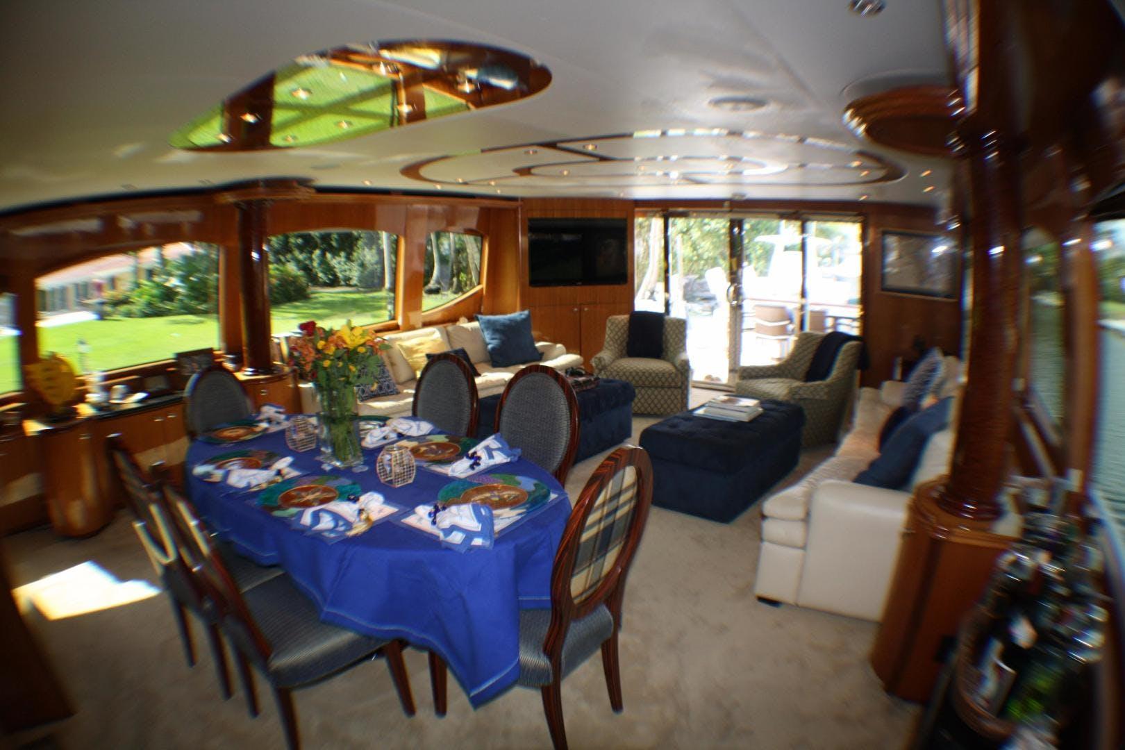2005 Hatteras 80' 80 Motor Yacht Miscori | Picture 3 of 81