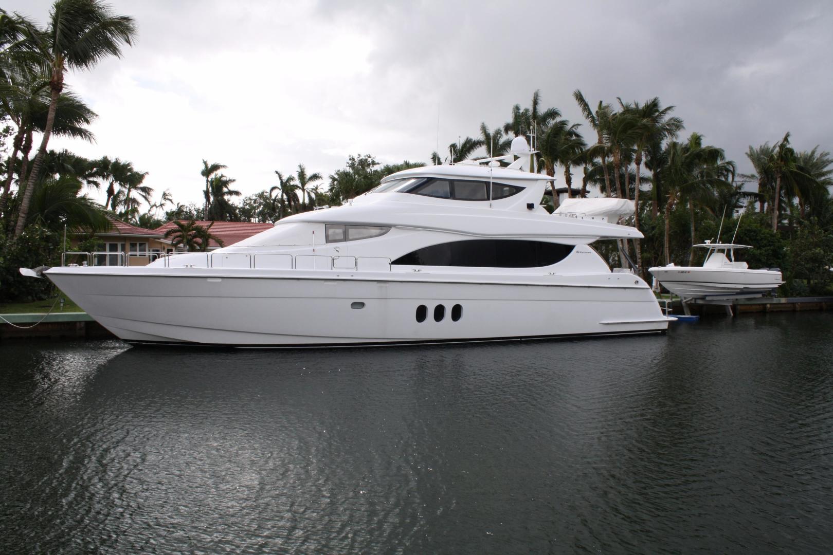 """2005 Hatteras 80' 80 Motor Yacht """"Miscori"""""""