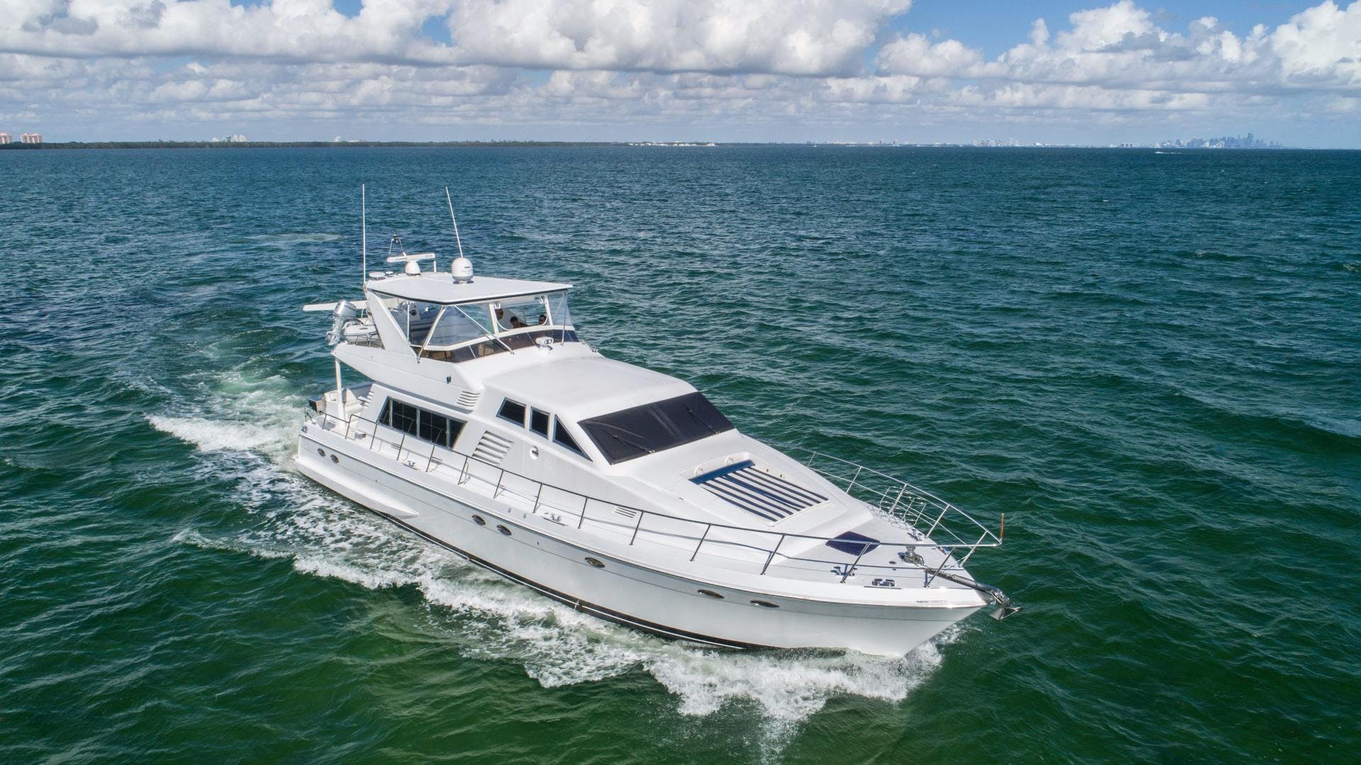 1996 Monte Fino 65' Motor Yacht Megan | Picture 1 of 50