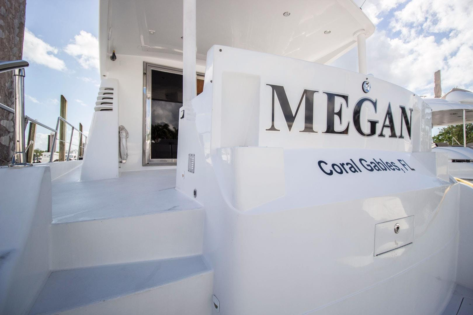 1996 Monte Fino 65' Motor Yacht Megan | Picture 2 of 50