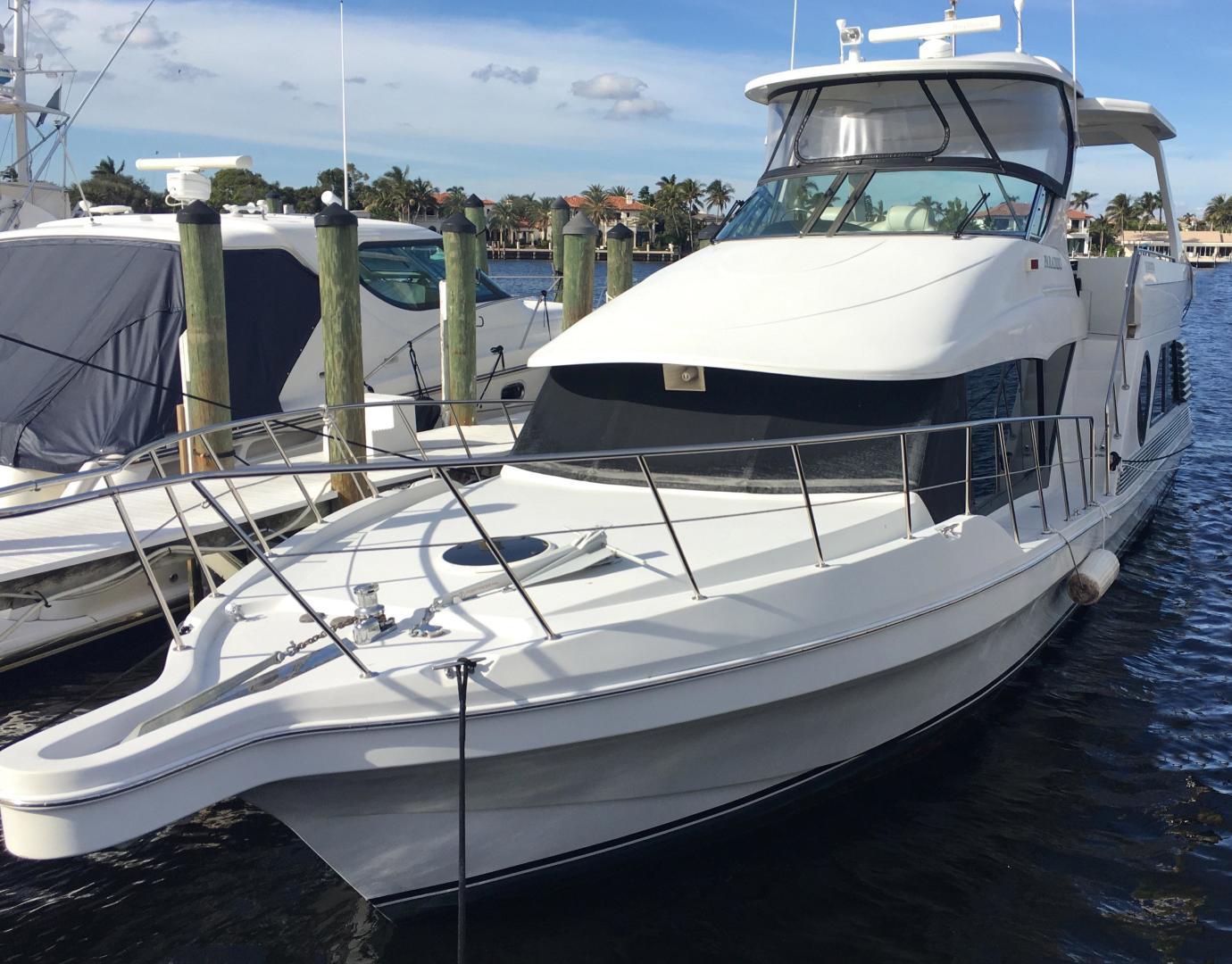 52' Bluewater Yachts 2001 millennium