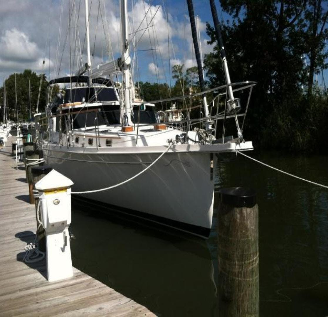 2010 Shannon 60' 53 HPS 60 Motorsailor The Harlen Wood | Picture 8 of 49