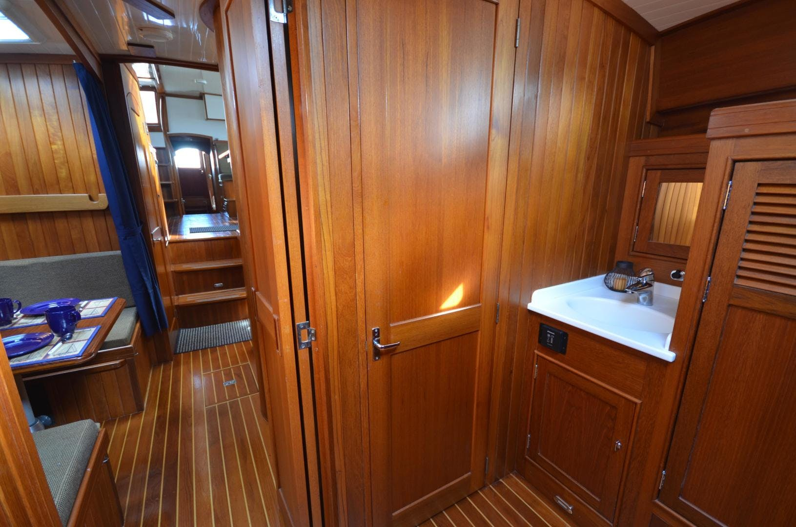 2010 Shannon 60' 53 HPS 60 Motorsailor The Harlen Wood | Picture 1 of 49