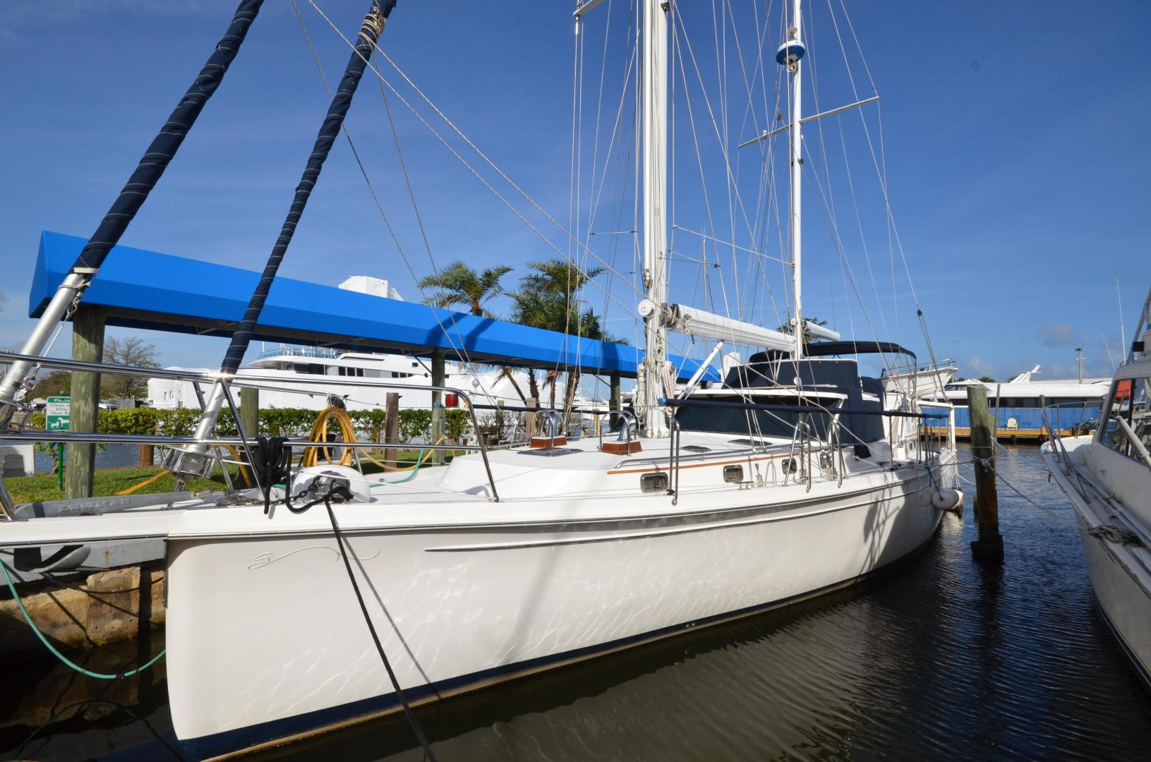 "2010 Shannon 60' 53 HPS 60 Motorsailor ""The Harlen Wood"""