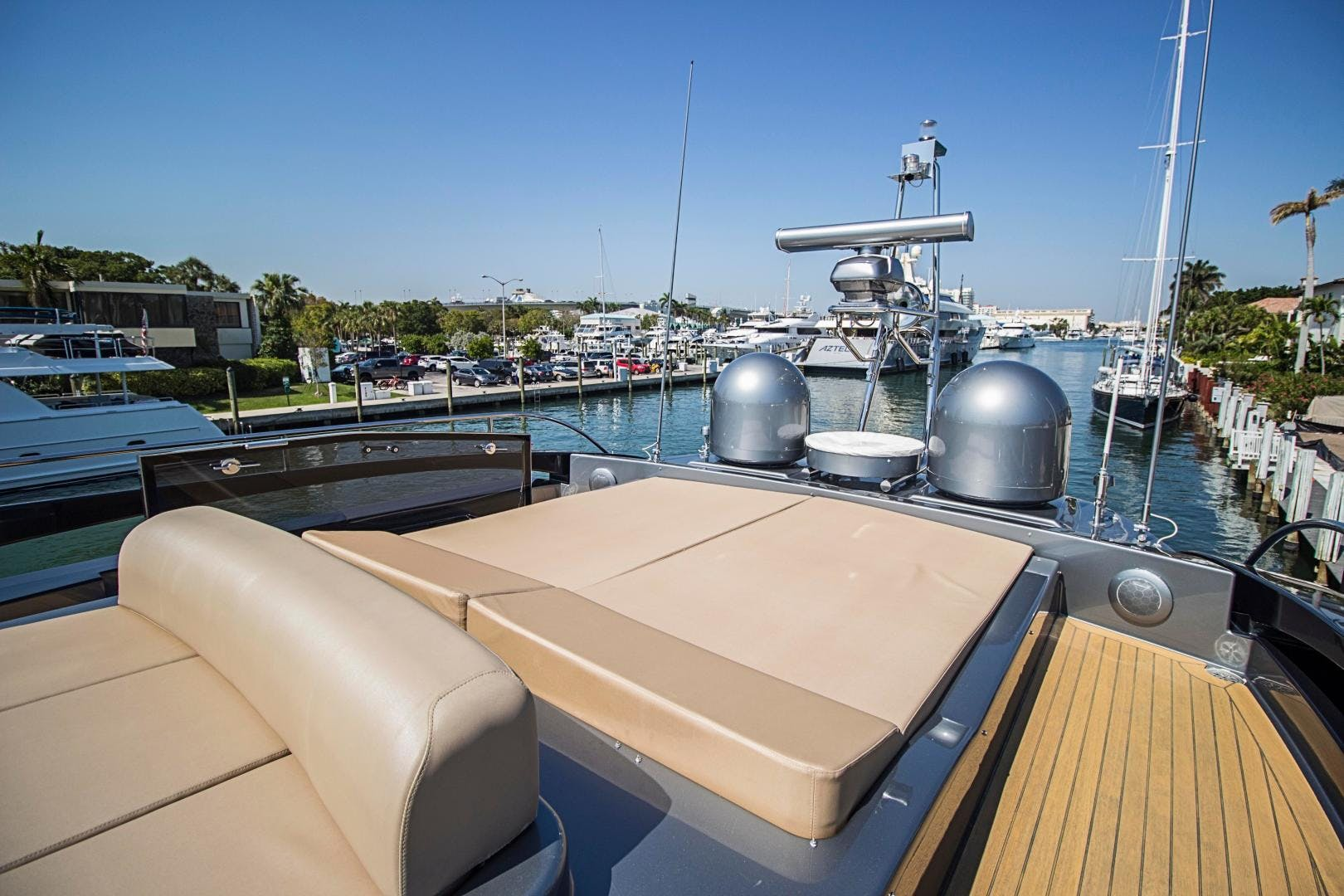 2012 Riva 86' DOMINO GYPSEA | Picture 3 of 33