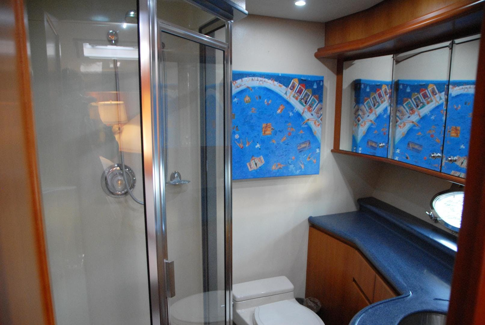 2003 West Bay 68' Sonship ROOM SERVICE | Picture 8 of 26