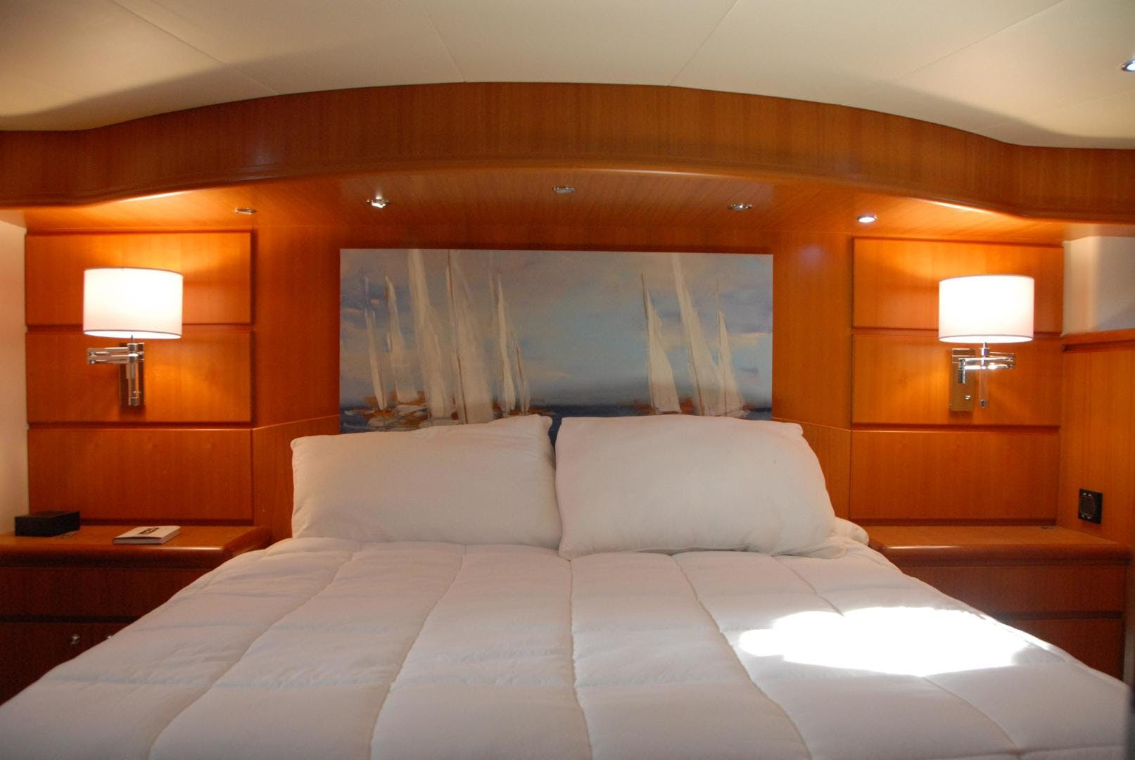 2003 West Bay 68' Sonship ROOM SERVICE | Picture 2 of 26