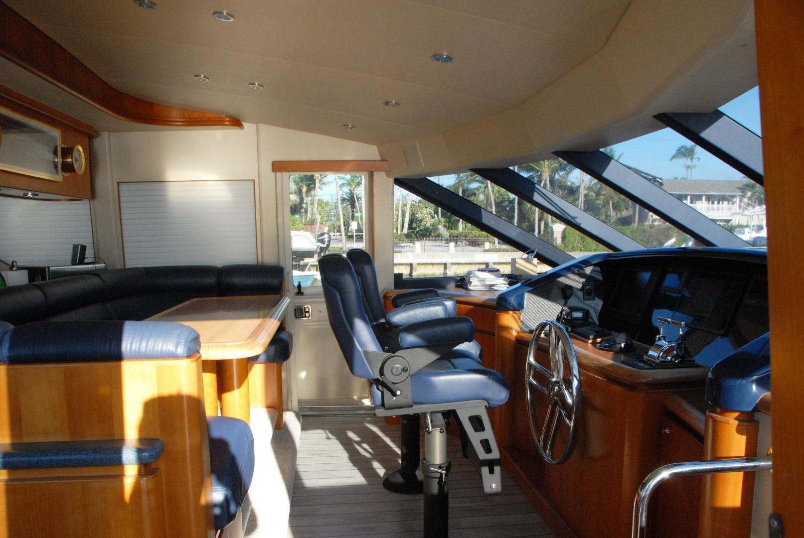2003 West Bay 68' Sonship ROOM SERVICE | Picture 1 of 26