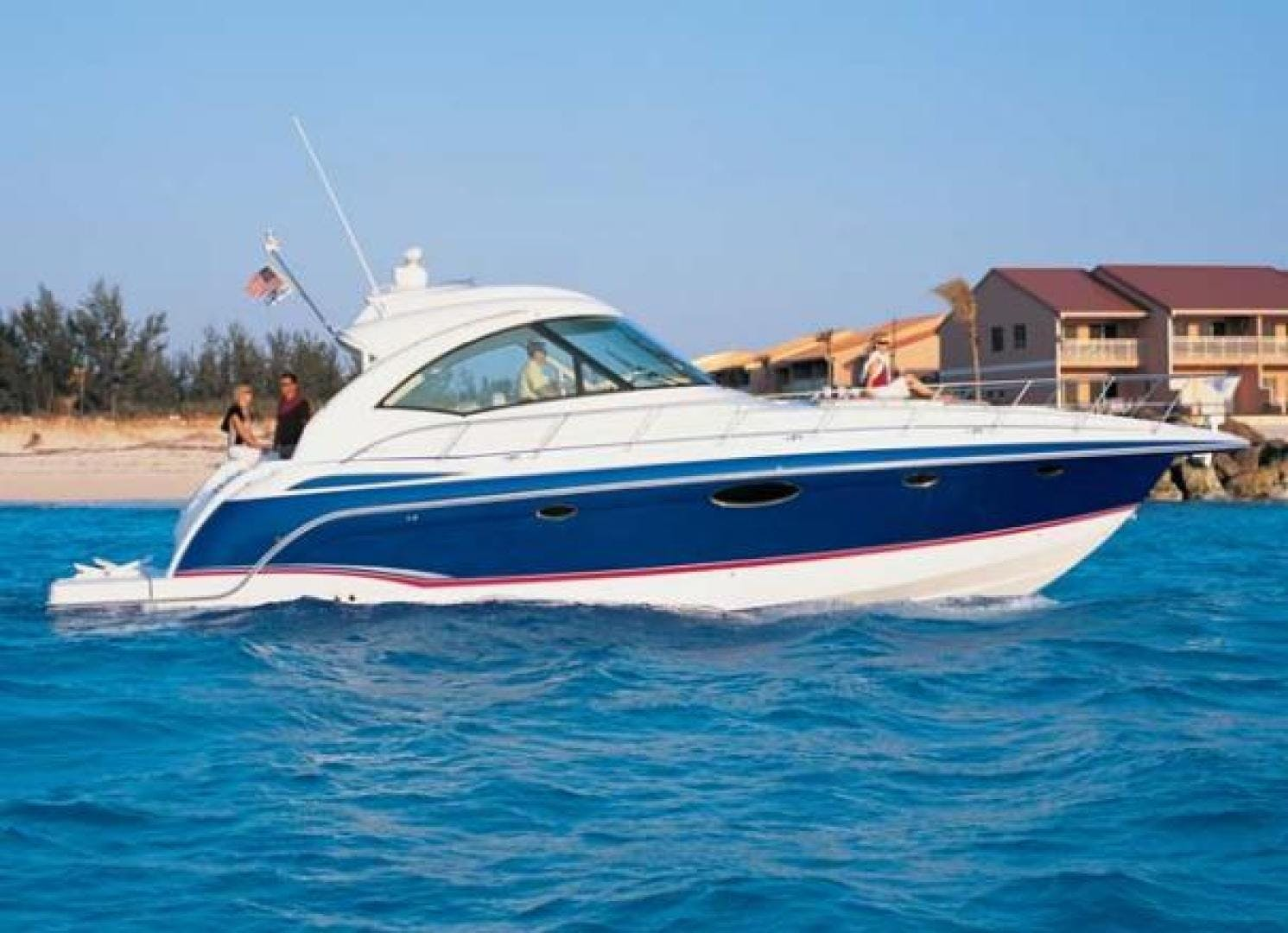 2007 Formula 45' 45 Yacht  | Picture 1 of 40