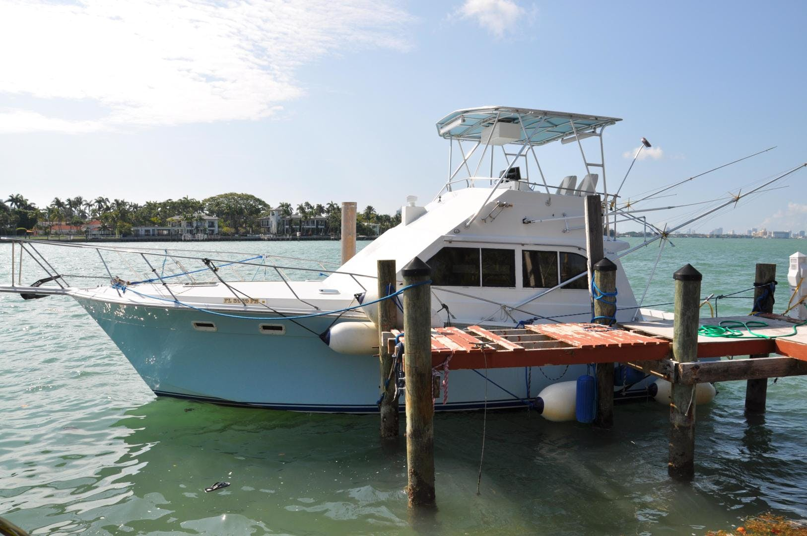 1987 Egg Harbor 38' Flybridge N/A | Picture 6 of 21