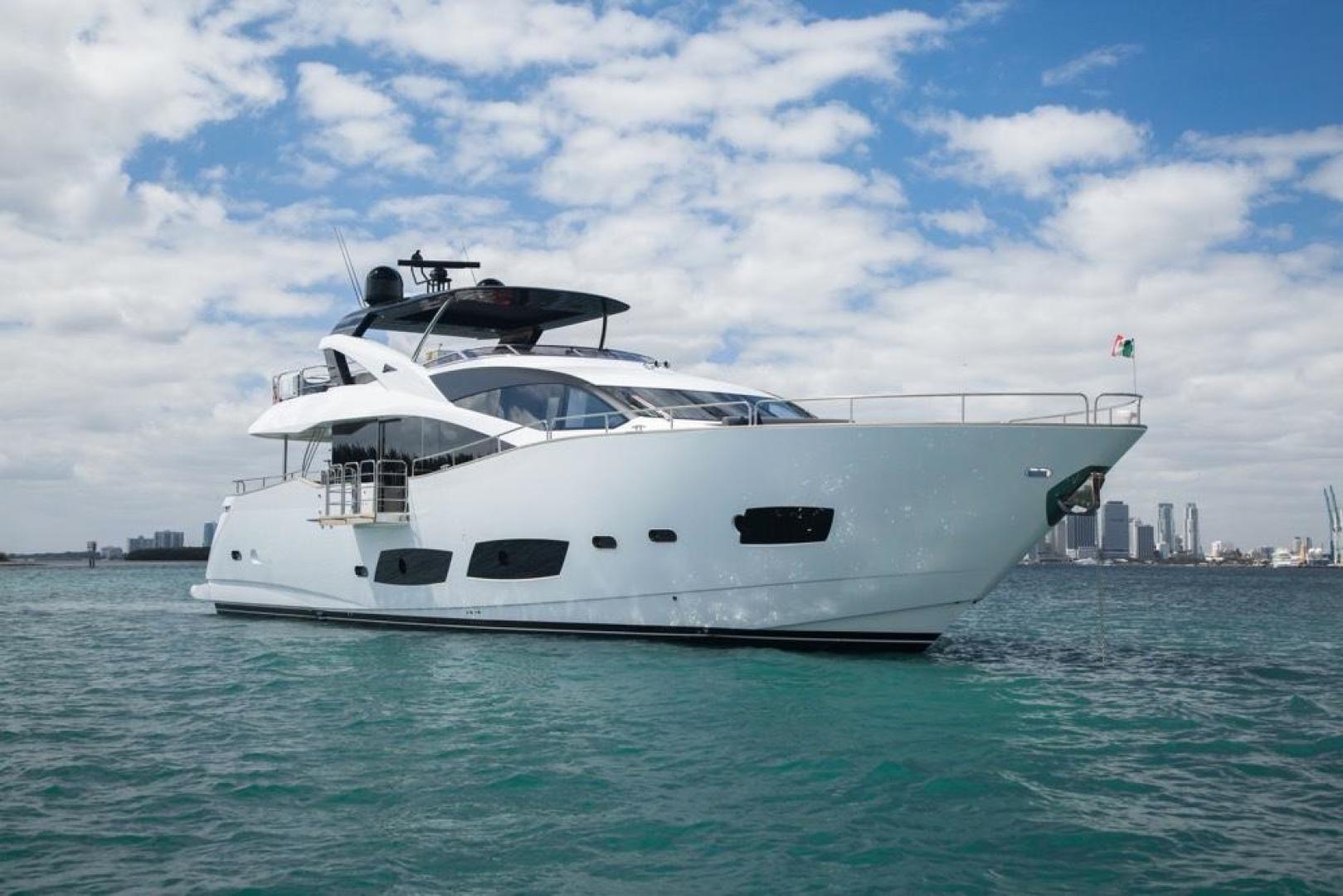 """2016 Sunseeker 92' 28 Metre Yacht """"RIII"""""""
