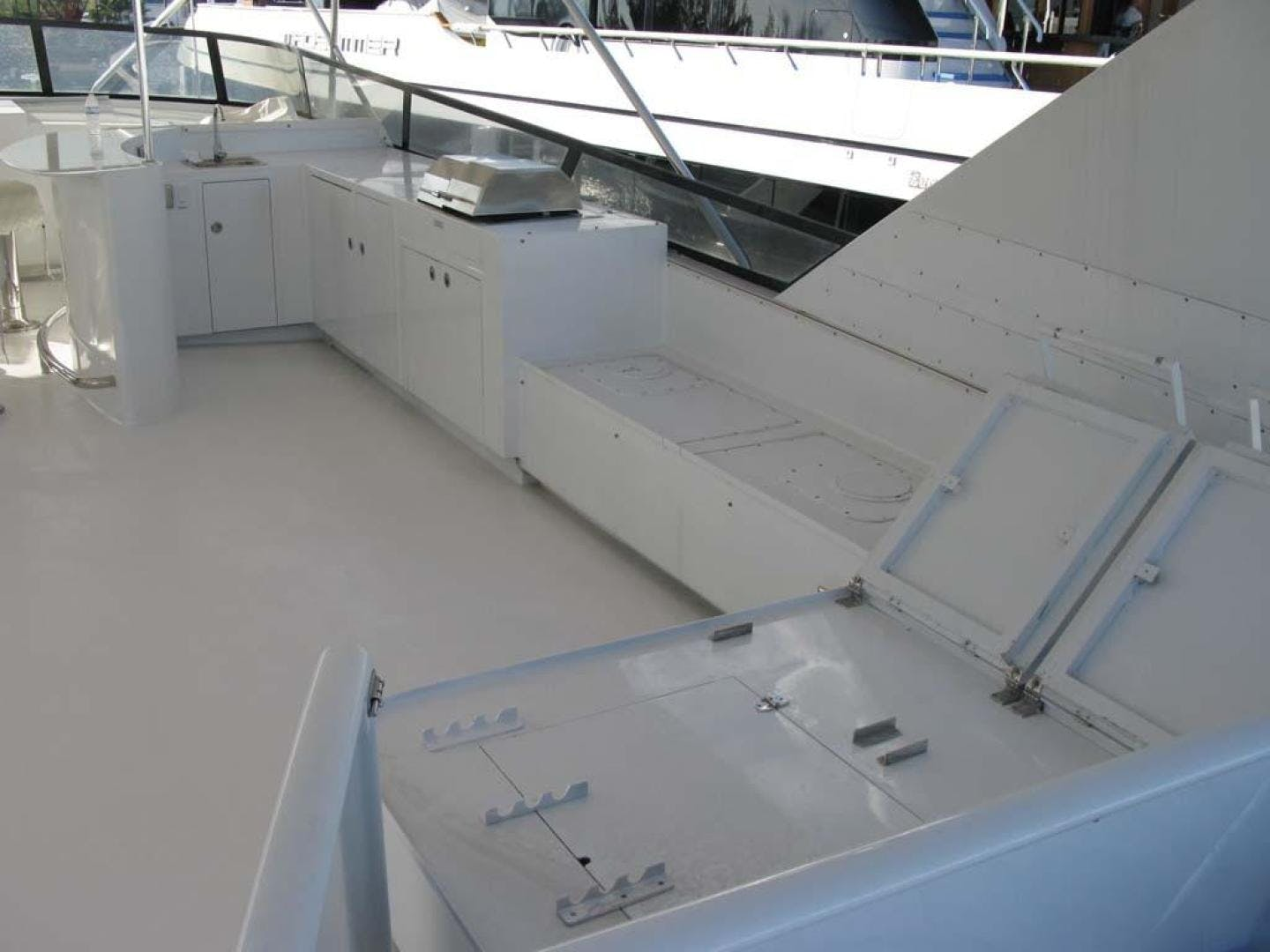 2001 Broward 118' Raised Pilothouse MY  | Picture 1 of 73