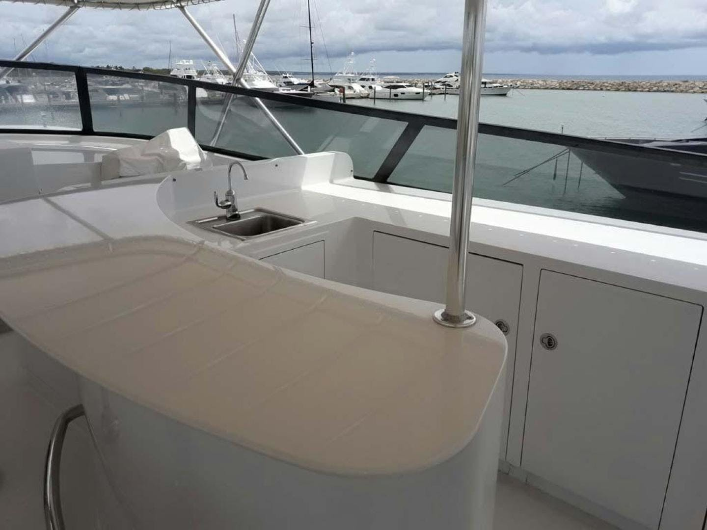 2001 Broward 118' Raised Pilothouse MY  | Picture 2 of 73