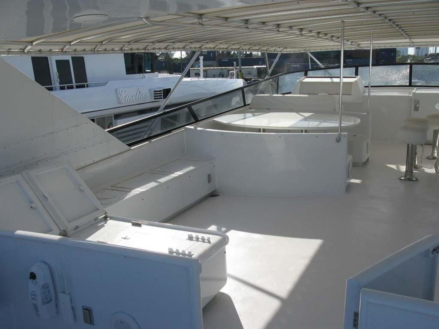 2001 Broward 118' Raised Pilothouse MY  | Picture 8 of 73