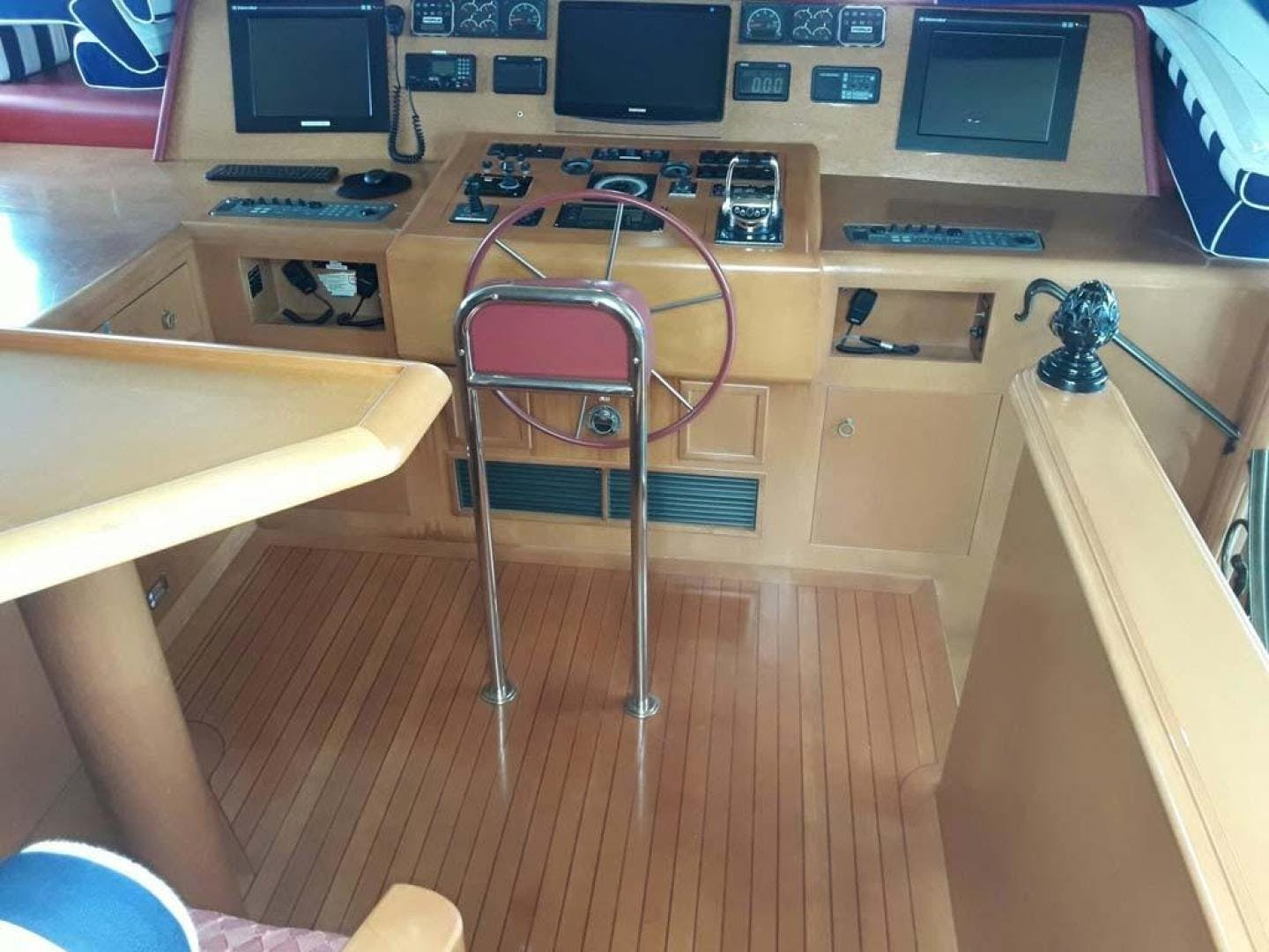2001 Broward 118' Raised Pilothouse MY  | Picture 7 of 73