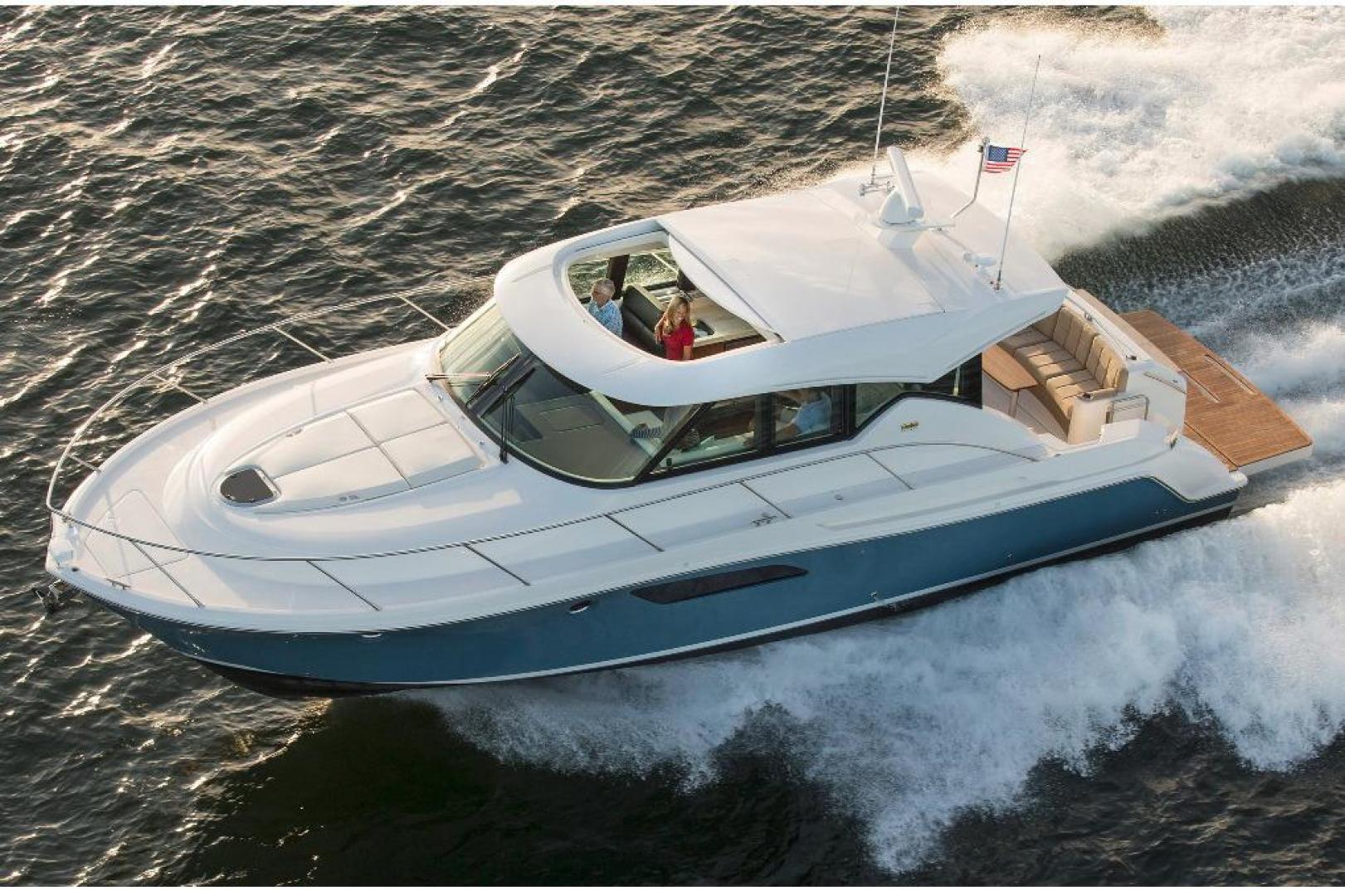 44' Tiara Yachts 2016 44 Coupe HARBOR SONG