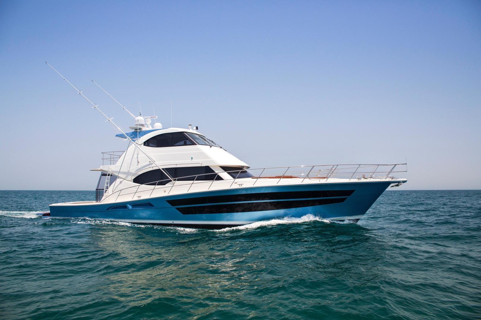 2015 Riviera 77' Sportfish  | Picture 1 of 31