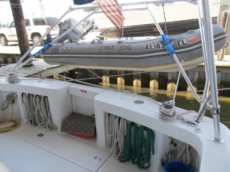 2001 Mainship 39' 390 Trawler Mutual Fun II   Picture 5 of 28