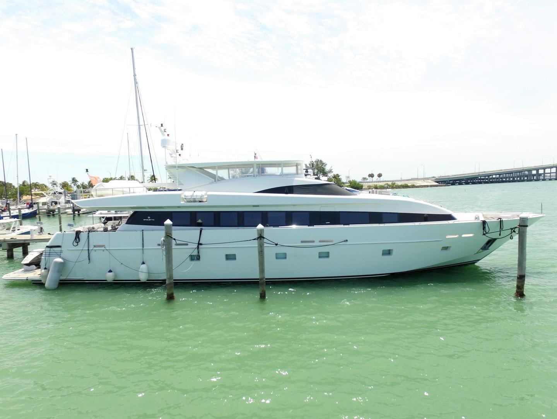 2000 Baglietto 105' Trident