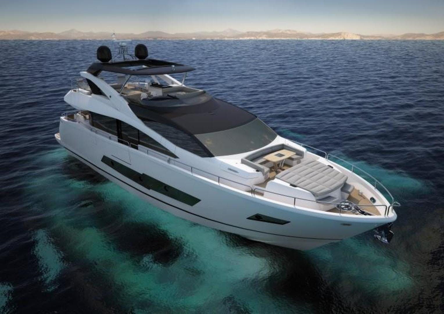 2014 Sunseeker 86' 86 Yacht  | Picture 1 of 6