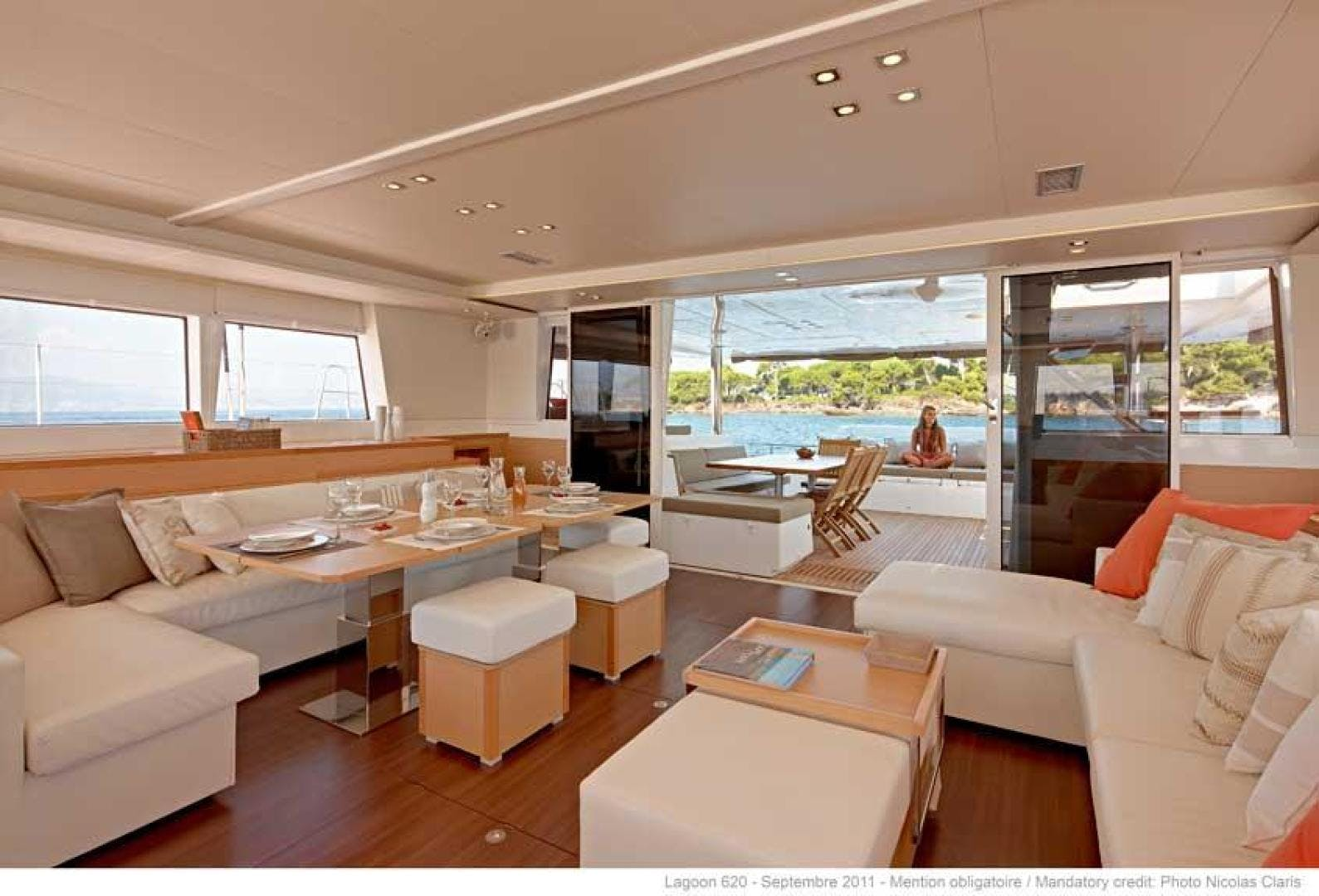 2015 Lagoon 62' 620 London Sky | Picture 8 of 29