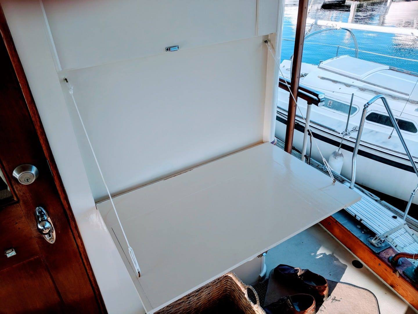 1947 Trumpy 60' Houseboat Reserved | Picture 2 of 79
